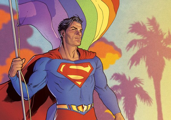 DC To Receive LGBT Visionary Award For 'A Commitment to Showcasing Diverse Storylines' https://t.co/DTiJlRUWAA https://t.co/IWMZR9aBtP