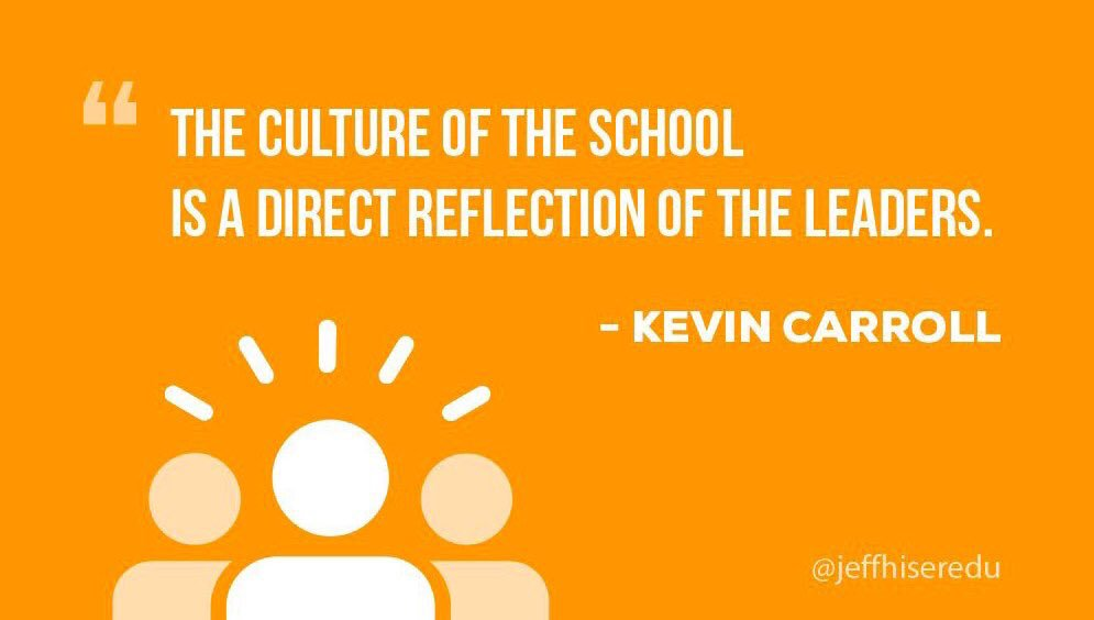 There are numerous leadership styles, but to inspire meaningful change you must build genuine rapport. Lead w/ empathy &amp; enthusiasm! #edchat <br>http://pic.twitter.com/1wm8jD0Glx