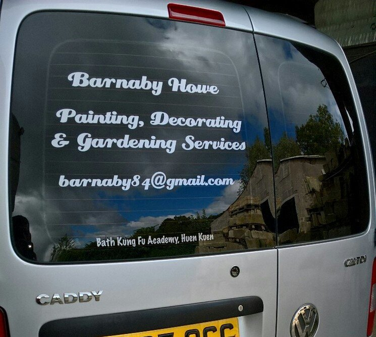 He has always produced high quality work our ex P&amp;D student Barnaby Howe @BathCollege is now going solo #businessowner #decorator<br>http://pic.twitter.com/3A3hbZCasD