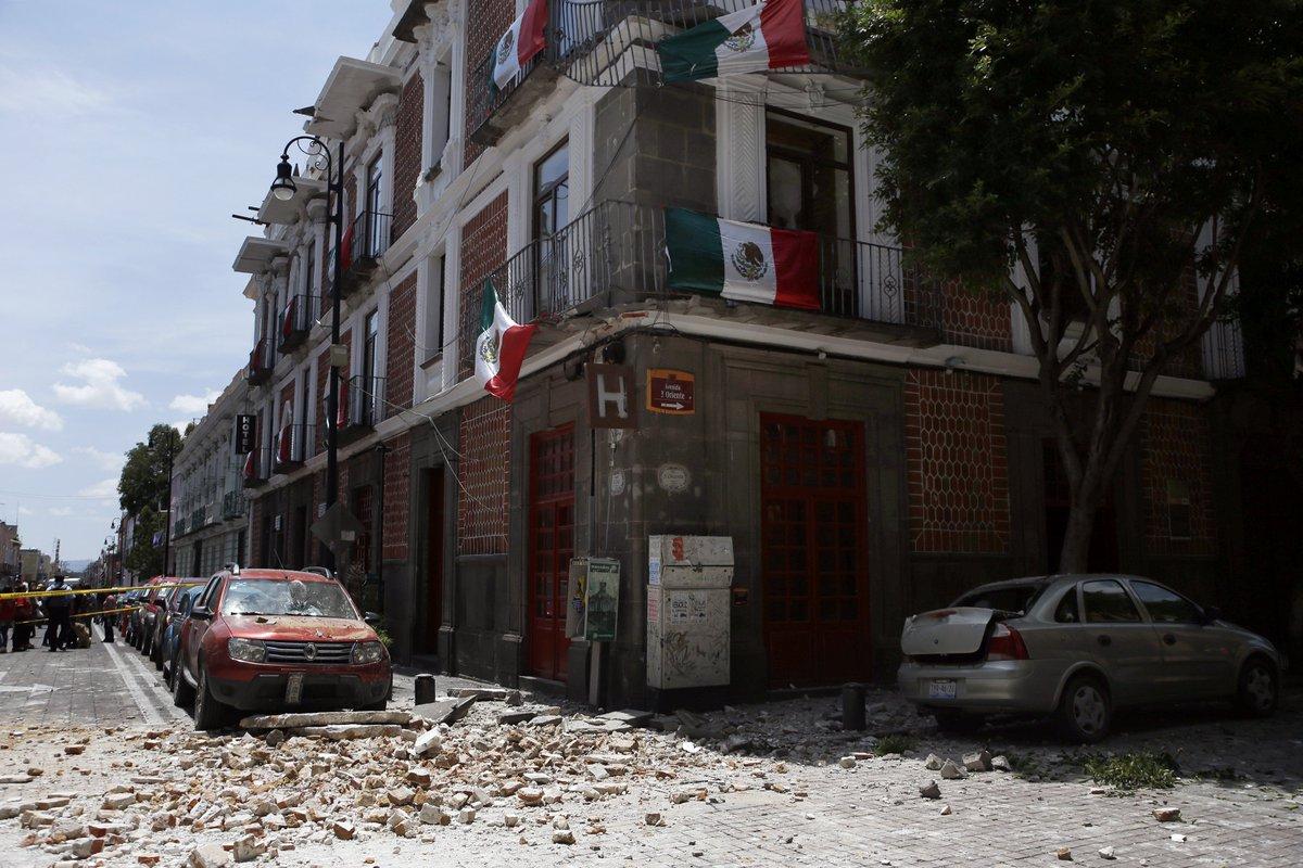 Volkswagen y Nissan suspenden labores en Morelos y Puebla por sismo. h...