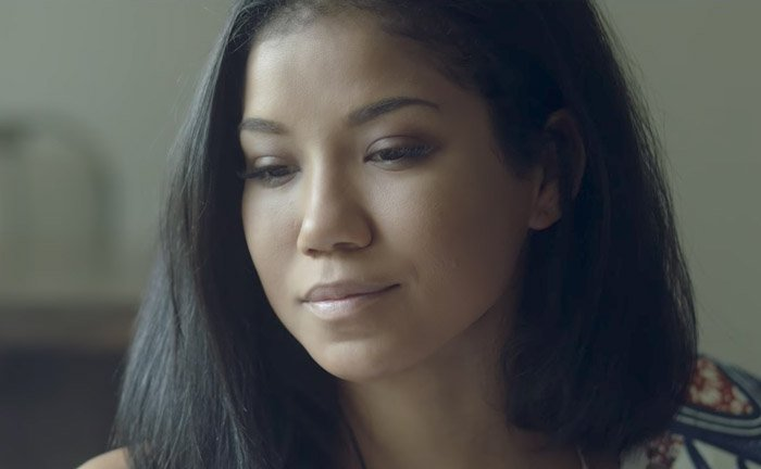 Watch @JheneAiko's emotional short film