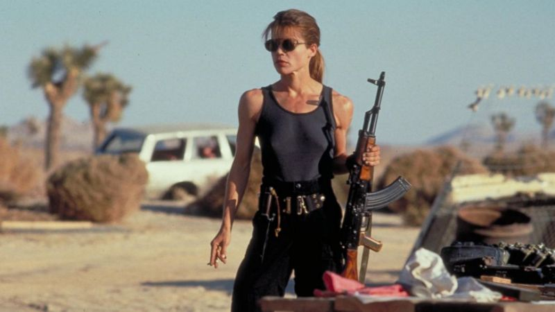 Why Linda Hamilton is returning to the 'Terminator' franchise: https://t.co/318oQVAiAU https://t.co/eGOmS3G7h6