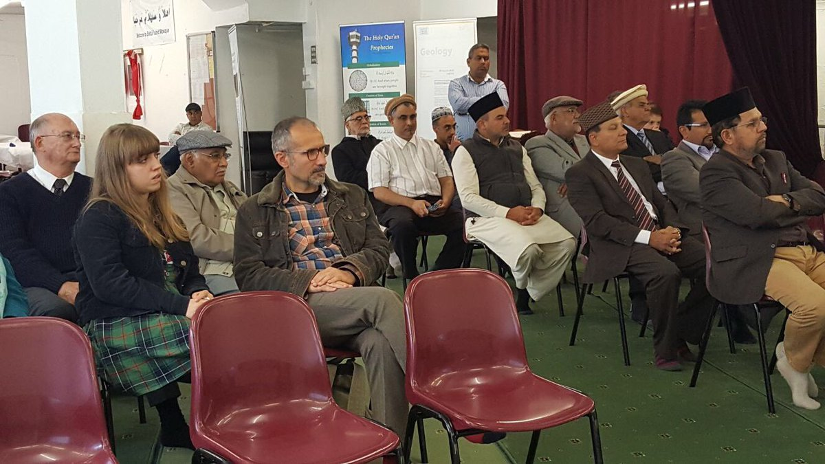 #Eid Party arranged by @amea_uk members of #Huddersfield South<br>http://pic.twitter.com/c68r9NMvws