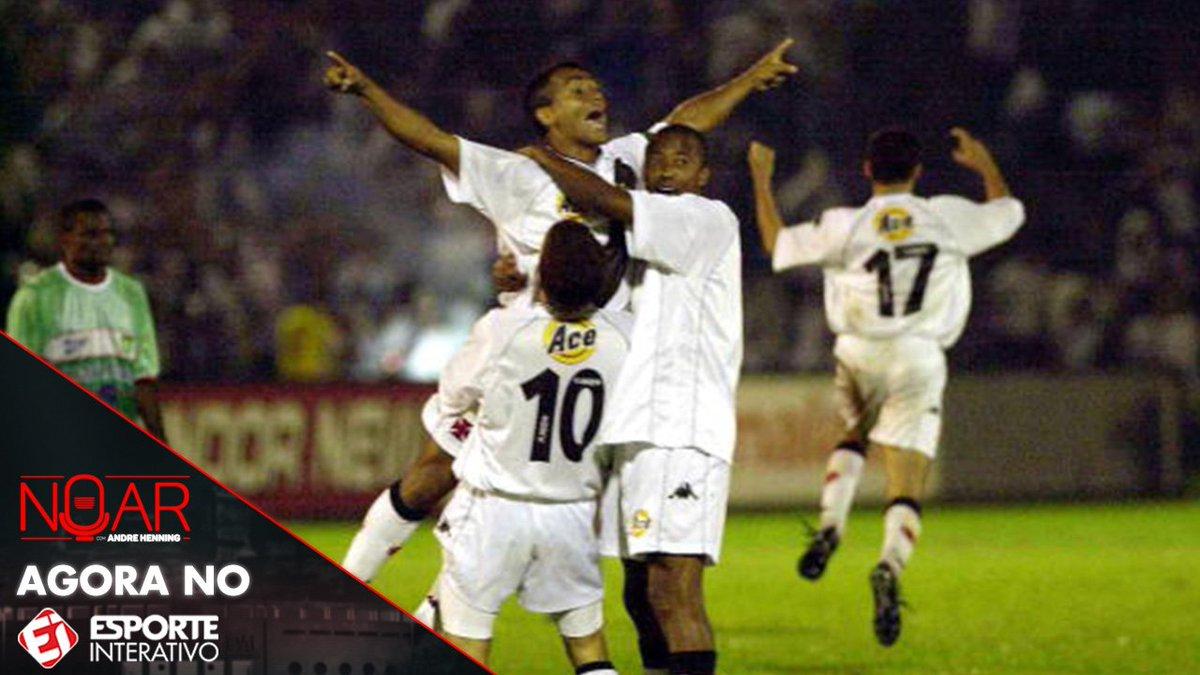 Lembra da virada do Vasco sobre o Palmeiras na Mercosul em 2000? Papai Joel estava lá e vai contar os detalhes no No Ar!