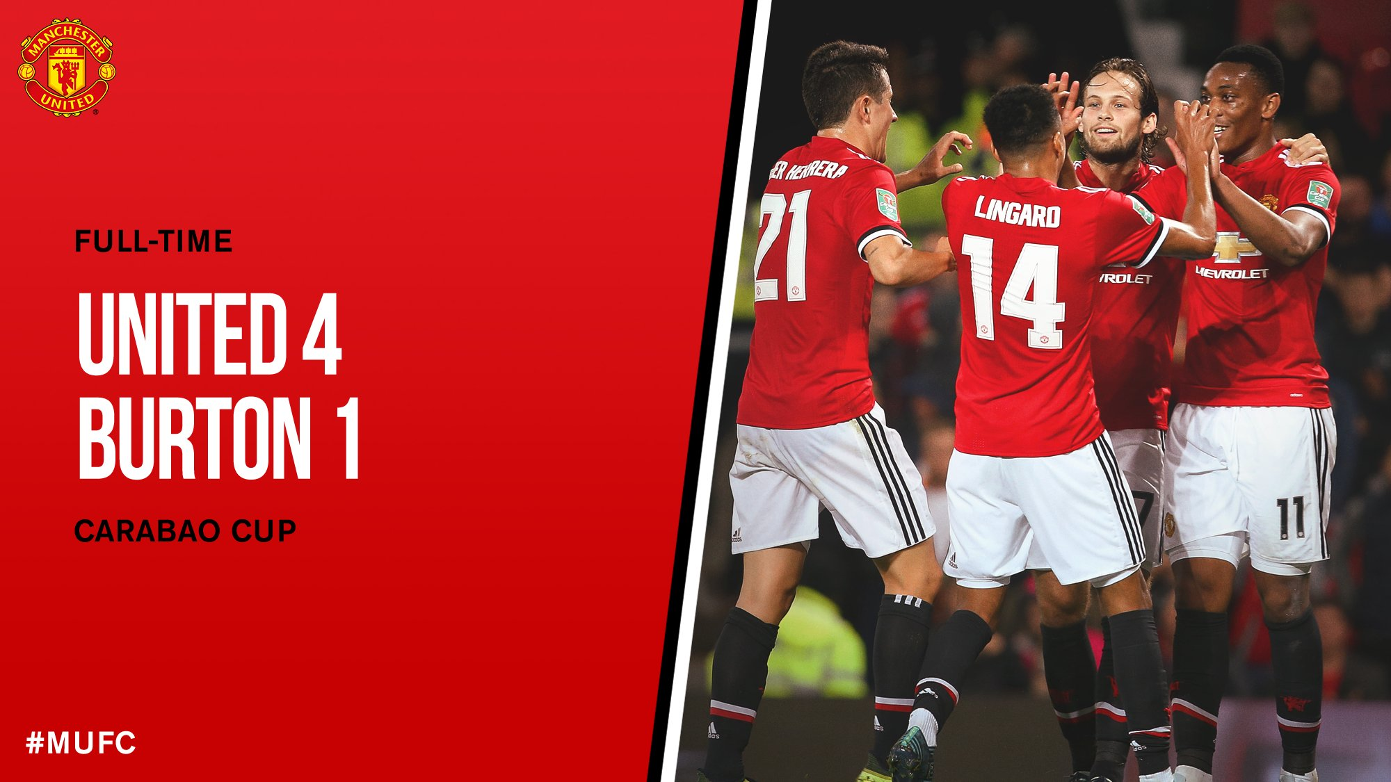 582c9d2fe1c Manchester United have managed to score 4 goals for the fourth time this  season. Unfortunately