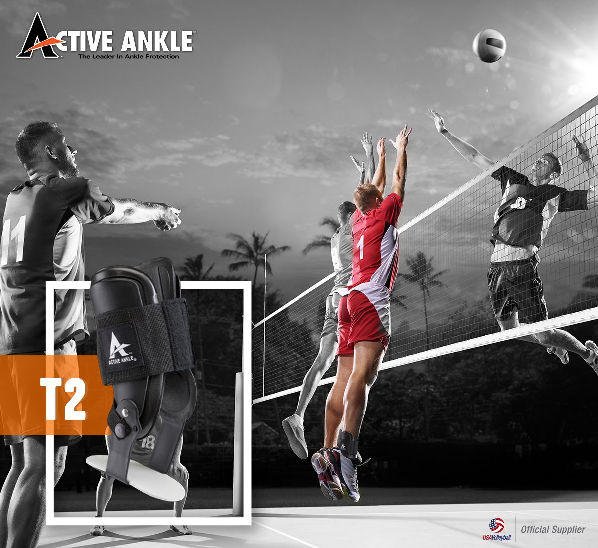 Be Active Brace Company - Active ankle on twitter our t2 ankle brace provides maximum protection without sacrificing flexibility take the court with full support