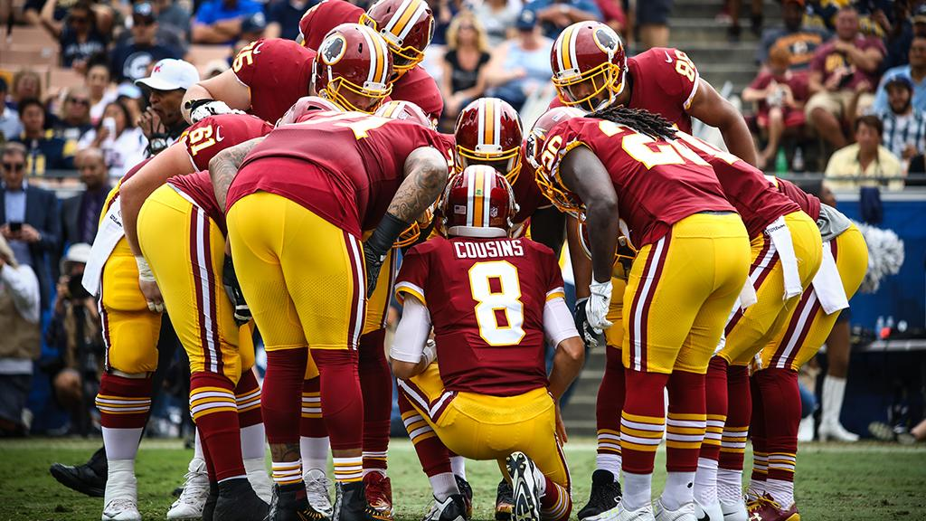 Where did the #Redskins land in power rankings after a win over the Rams?  📚: https://t.co/9YGetiDemY