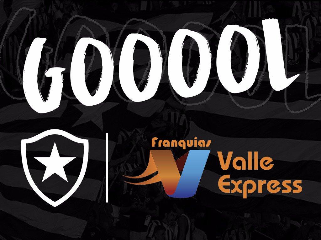 NOVO PATROCINADOR: Valle Express terá sua marca estampada nas redes sociais e em placas no CT do Nilton Santos! https://t.co/gcWhzLLXle