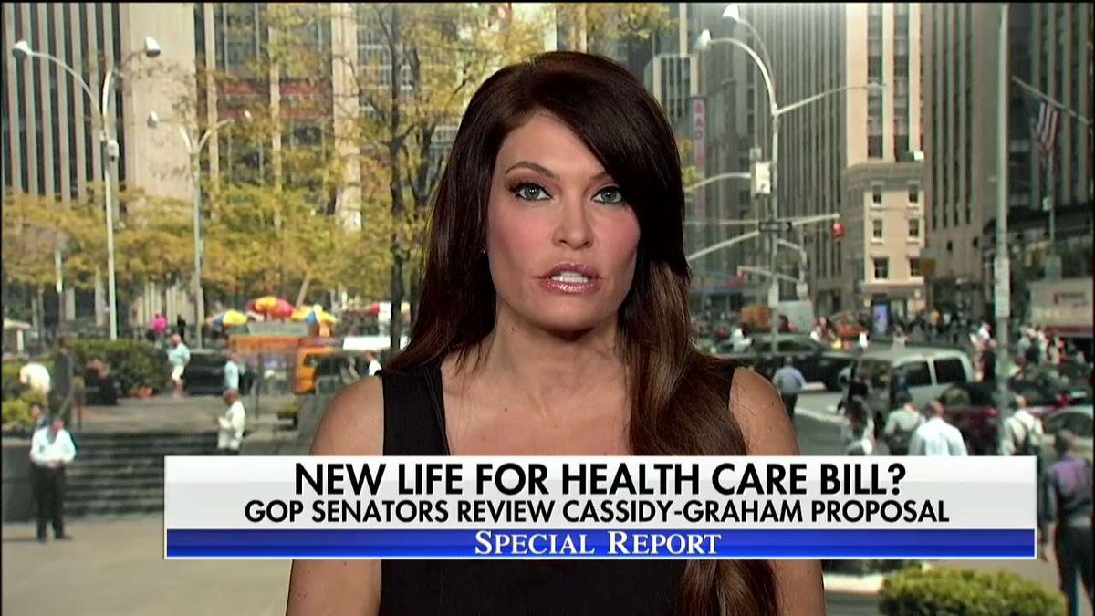 .@kimguilfoyle on Cassidy-Graham: 'This could be a big win for @POTUS.' #SpecialReport