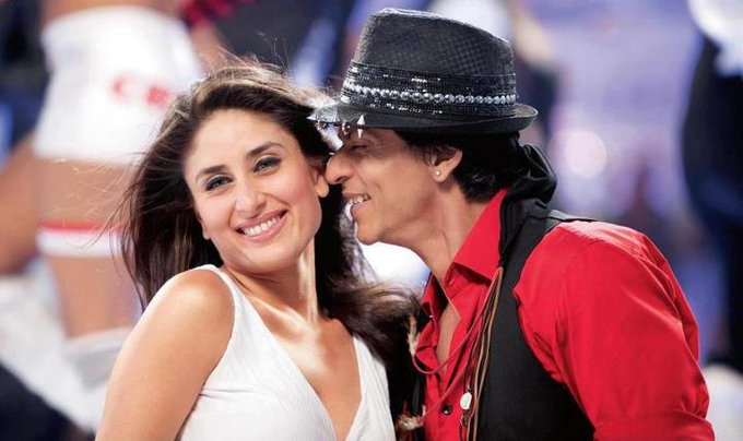 Happy Birthday Kareena Kapoor   Wish to see her & SRK again in a Movie