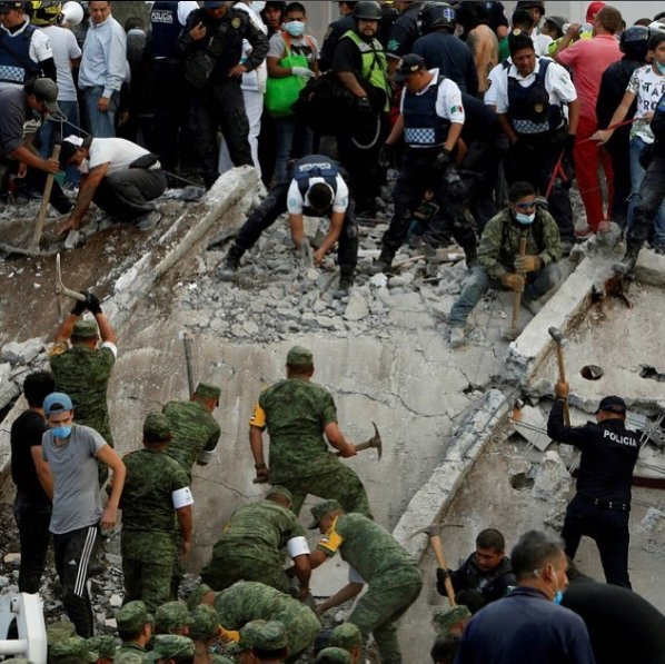 Continuing to pray for victims and their families of the devastating earthquake in Mexico City #prayformexico #outreach #rescue<br>http://pic.twitter.com/OZWCUJSFrN