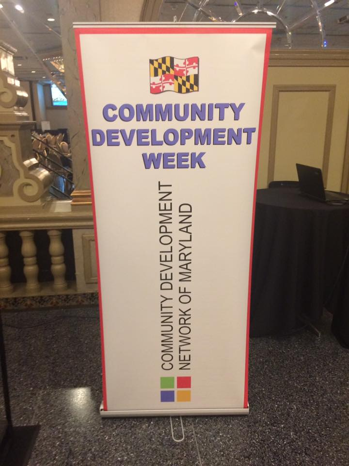 #CommunityDevelopment Week got off to a great start today at the Maryland Housing Conference! @MDHousing<br>http://pic.twitter.com/5UY5inCs1L