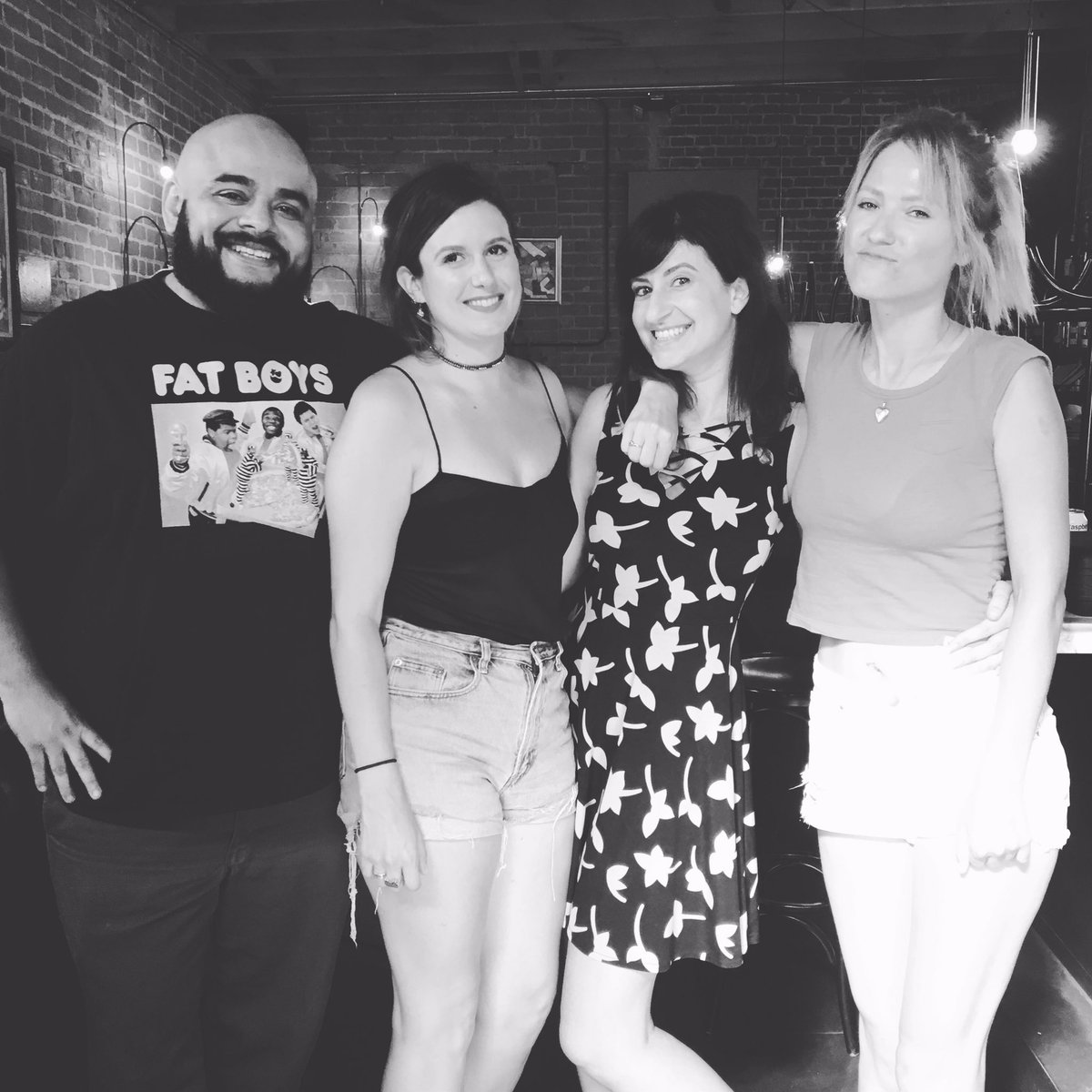 This is the #truestory of 4 #models picked to record a #podcast together. Don&#39;t miss #RealWorld #RealityBytes   http:// bit.ly/2xj5GLK  &nbsp;  <br>http://pic.twitter.com/HE1IIRiVC7 &ndash; at Good Housekeeping