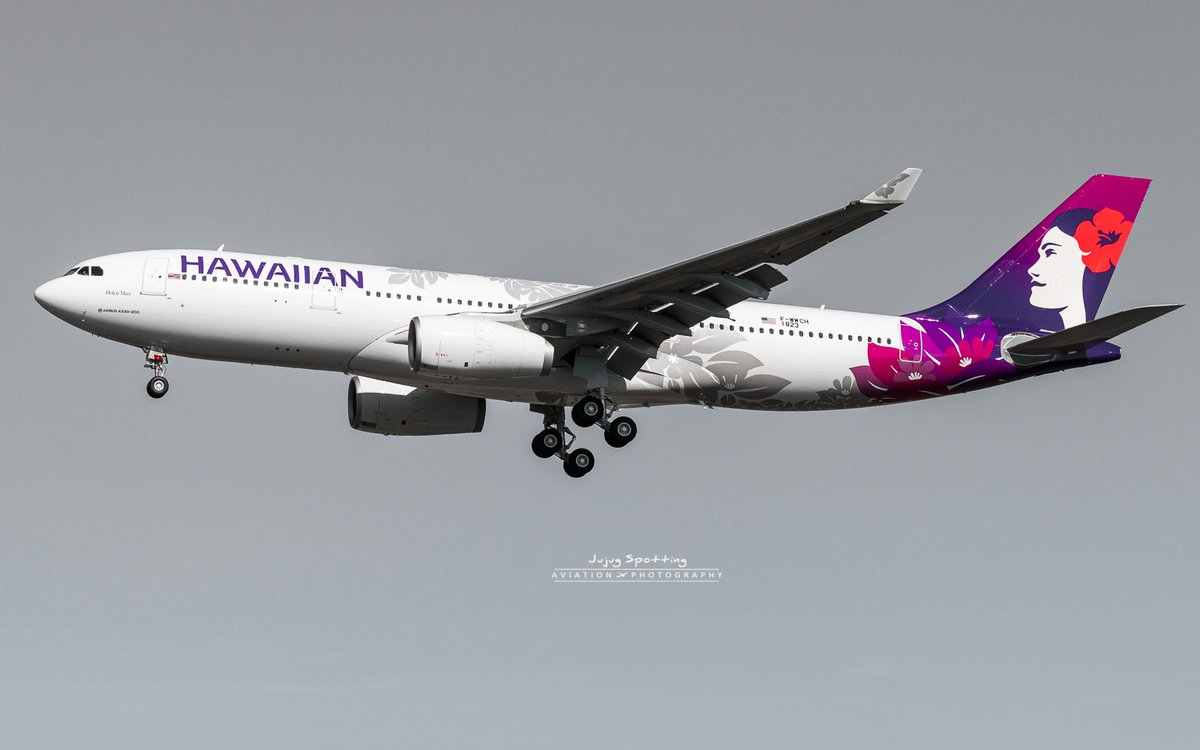 Second test flight for this beauty today ! #Airbus #A330 @HawaiianAir #Avgeek #Toulouse #Hawaii #Travel<br>http://pic.twitter.com/M5F2xYErhS