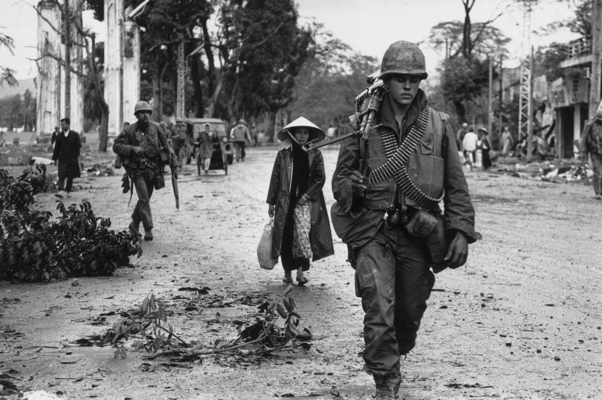 to what extent was the march 1968 reevaluation of the vietnam war Ers of war, and the wounded) to us military personnel1 this report examines the relationship between casualties and public support for us military intervention in korea and vietnam, and assesses the.