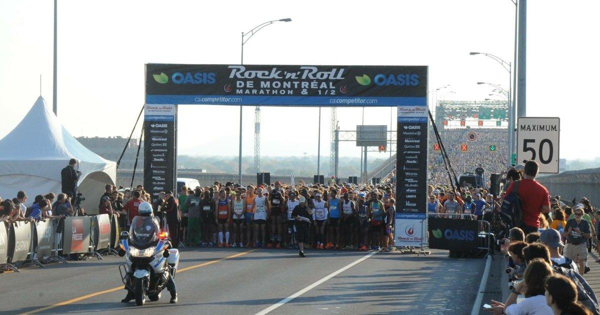 Le marathon de Montréal est annulé https://t.co/GYYtFHOKP9