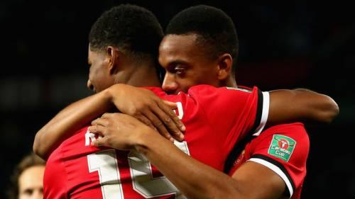 Video: Manchester United vs Burton Albion
