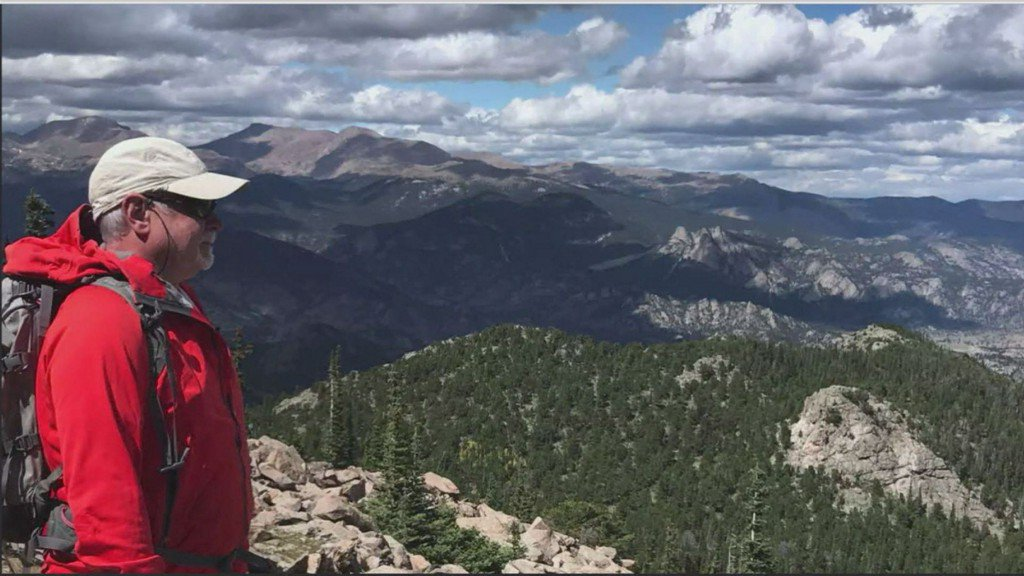 Fort Collins man returns to the place in Rocky Mountain National Park where he almost died https://t.co/eLDJzF2POW