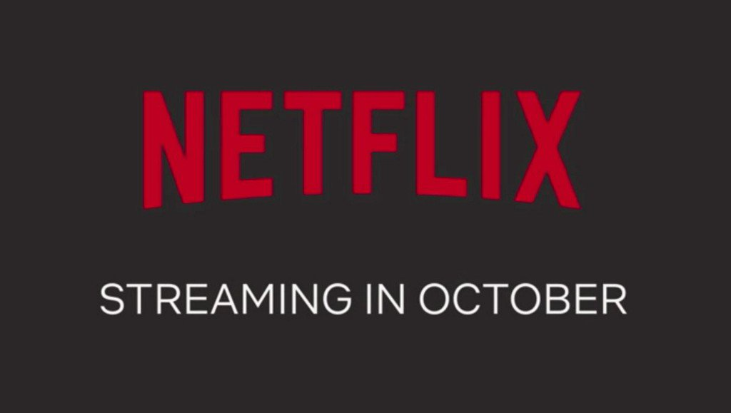 Full list of everything coming (and going) on Netflix in October https://t.co/qXuCpBah0T