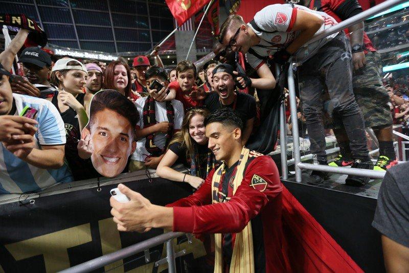 Atlanta United 4, L.A. Galaxy 0: Man of the match https://t.co/Y1RuoTRG7o