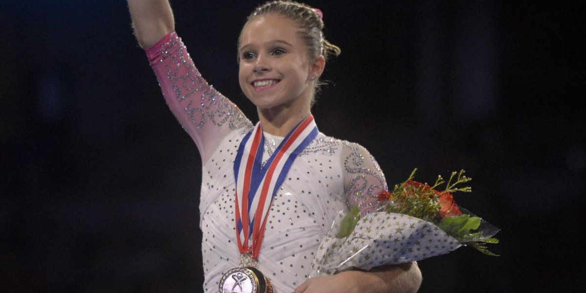 Ragan Smith among four named to U.S. team for world gymnastics championships https://t.co/CAn22CRPuF