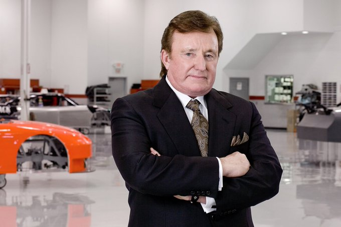 Happy Birthday to the big man behind Richard Childress! He turns 72 today.