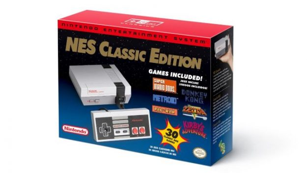 Retro Game Alternatives for When You Can't Find the NES Classic Edition: https://t.co/awJBabG9nz