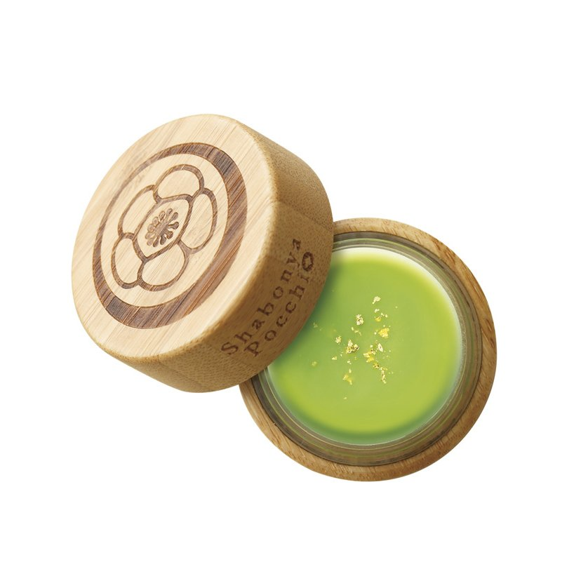京都 祇園辻利からスキンケアクリーム「抹茶ばぁむ」最高級抹茶&金箔を使用、竹製のパッケージ - https://t.co/g9N6P2kaBj