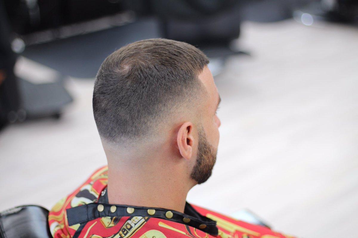 Yoshi On Twitter Fade Miami Barber Barbershopconnect Lowfade