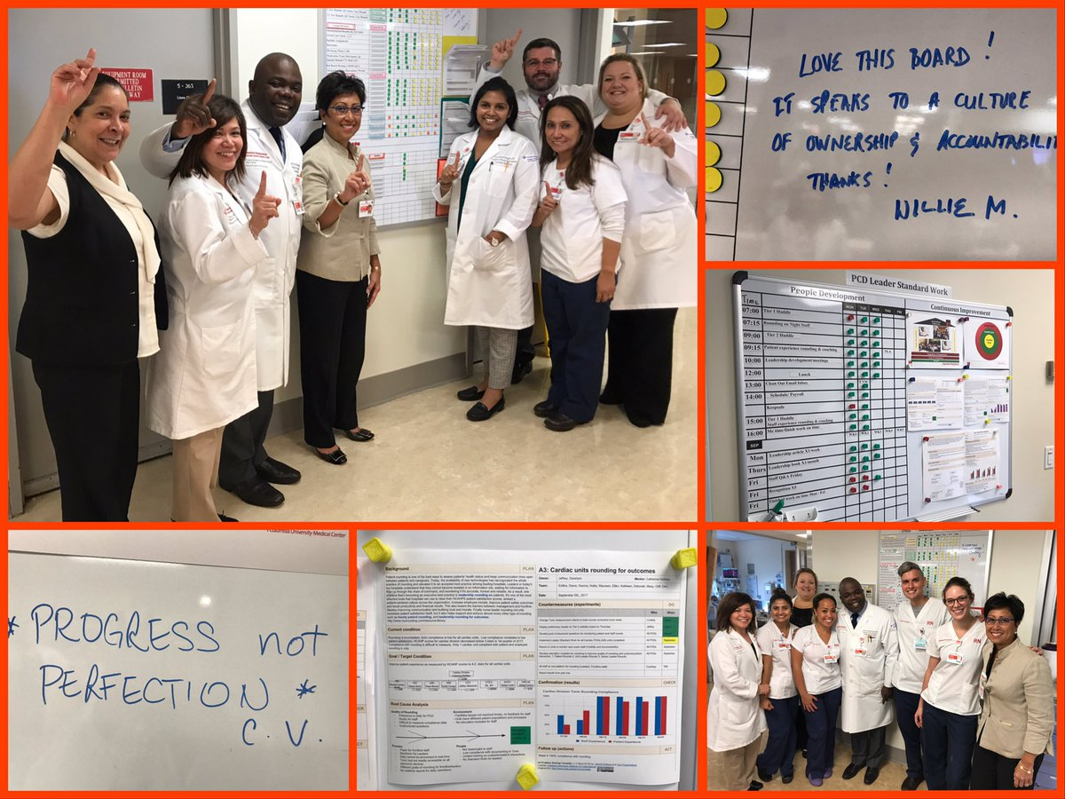 Taking daily management system to the next level! Why? High reliability patient care! #staffengagement #A3 #lean #kamishibai @WillieMManzano<br>http://pic.twitter.com/BK4RBsIkQI