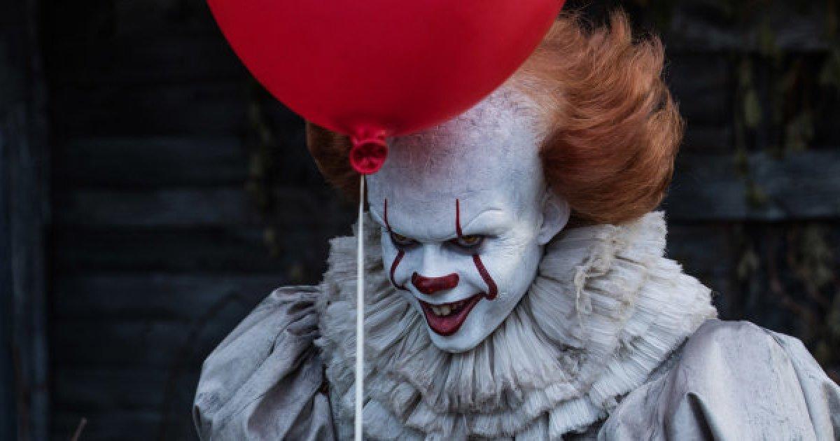 L'acteur qui joue le clown de «Ça «révèle qu'une scène» très perturbante » a été coupée https://t.co/MRB63A4DVy