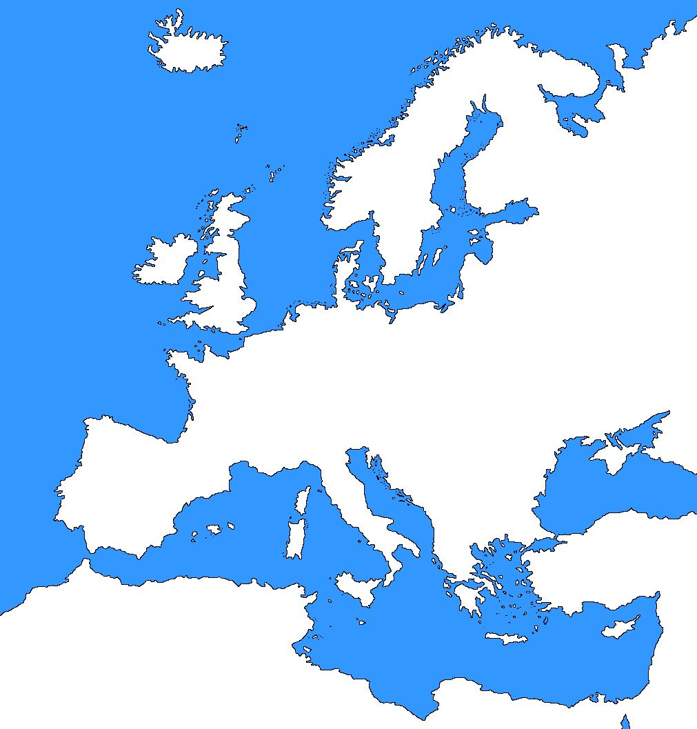 Brilliant Maps On Twitter European Borders In 1914 Vs Borders