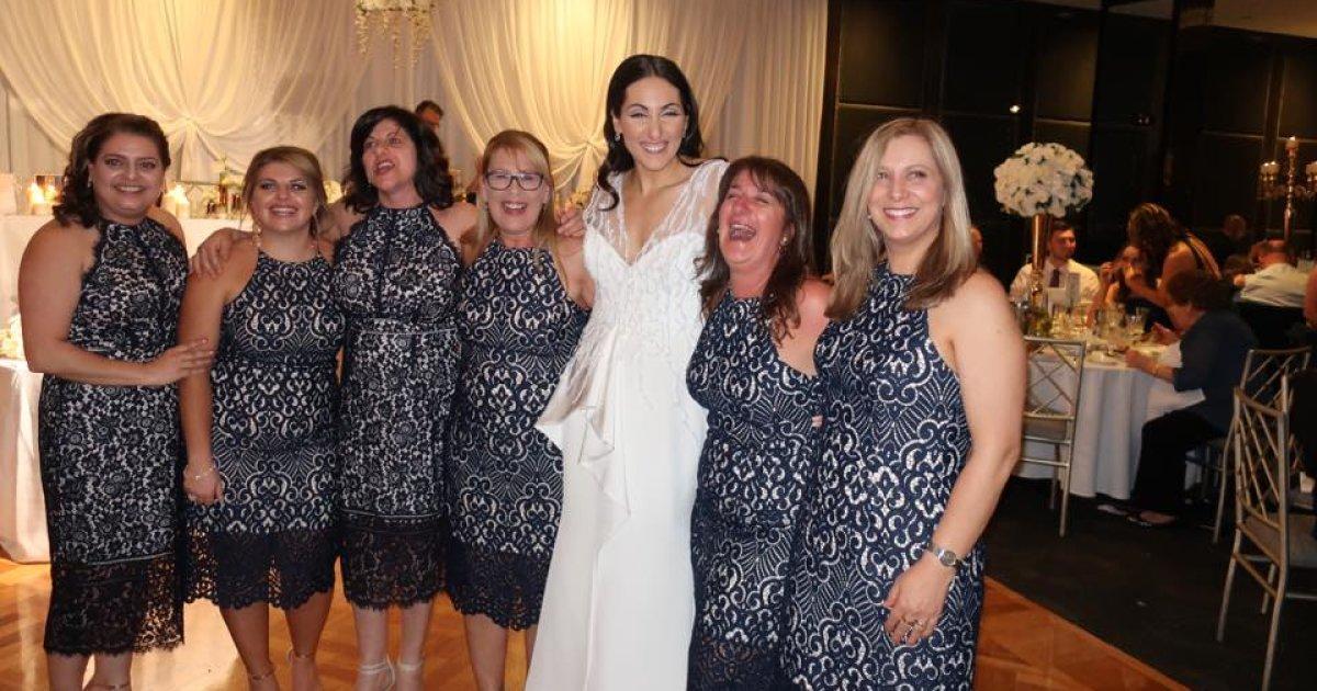 Ces six femmes à un mariage ne sont pas demoiselles d'honneur https://t.co/1LJUv9sW1l