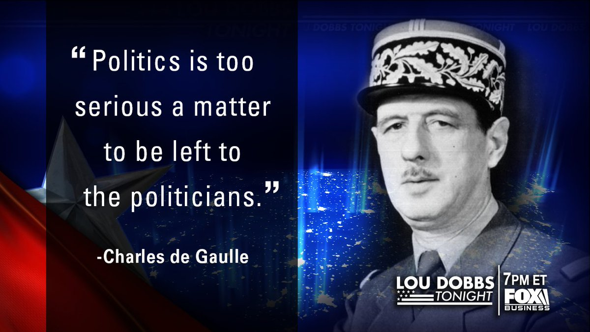 Tonight&#39;s #QuoteofTheDay By Charles de Gaulle! <br>http://pic.twitter.com/BQkmnYoe0F