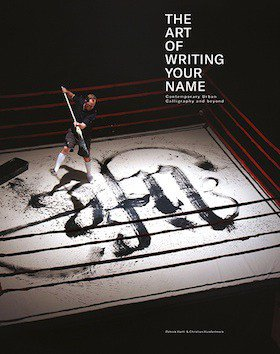 """Art of Writing your Name"" author interview on Mass Appeal gingkopress.com/art-writing-na…"