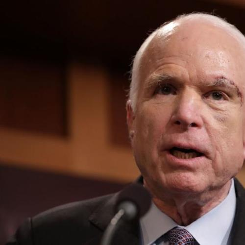 Could John McCain kill the Republican health-care bill again? https://t.co/tPnUzS4Skh