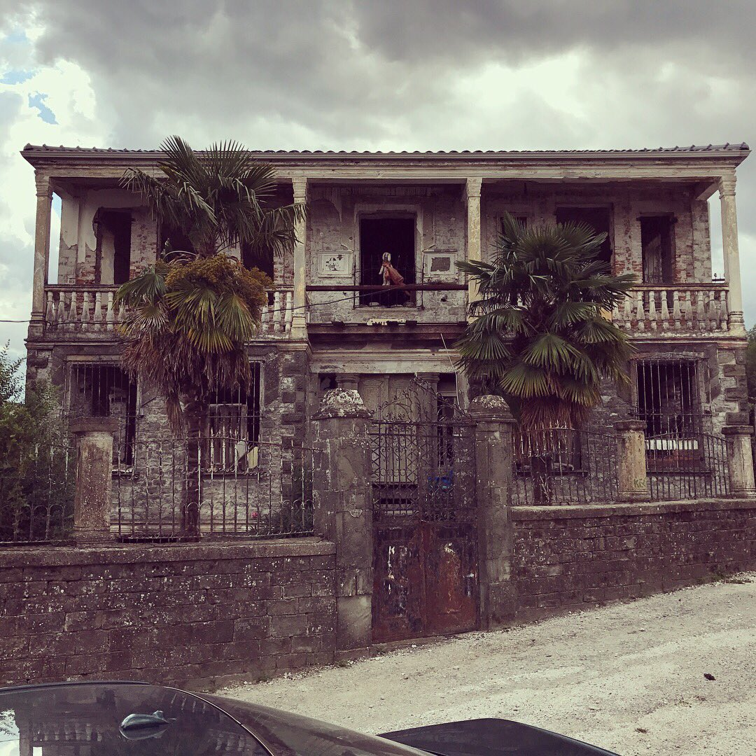 House in #Permet #Albania @WBG_Cities @WorldBank upgrading #urban sites in the south #GoA should  #regenerate these #Architecture jewels<br>http://pic.twitter.com/oGaYcHgi8J