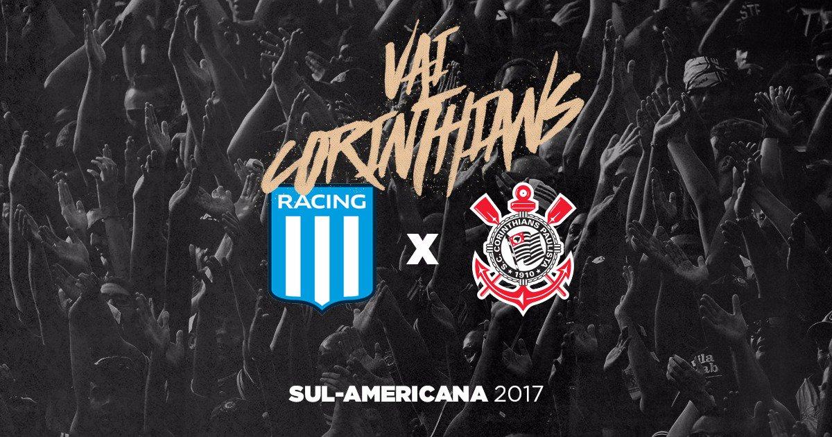 BOLA ROLANDO!  VAMOS! VAMOS CORINTHIANS! ESTA NOITE TEREMOS QUE GANHAR!  #RACxCOR  #VaiCorinthians  #SulAmericana