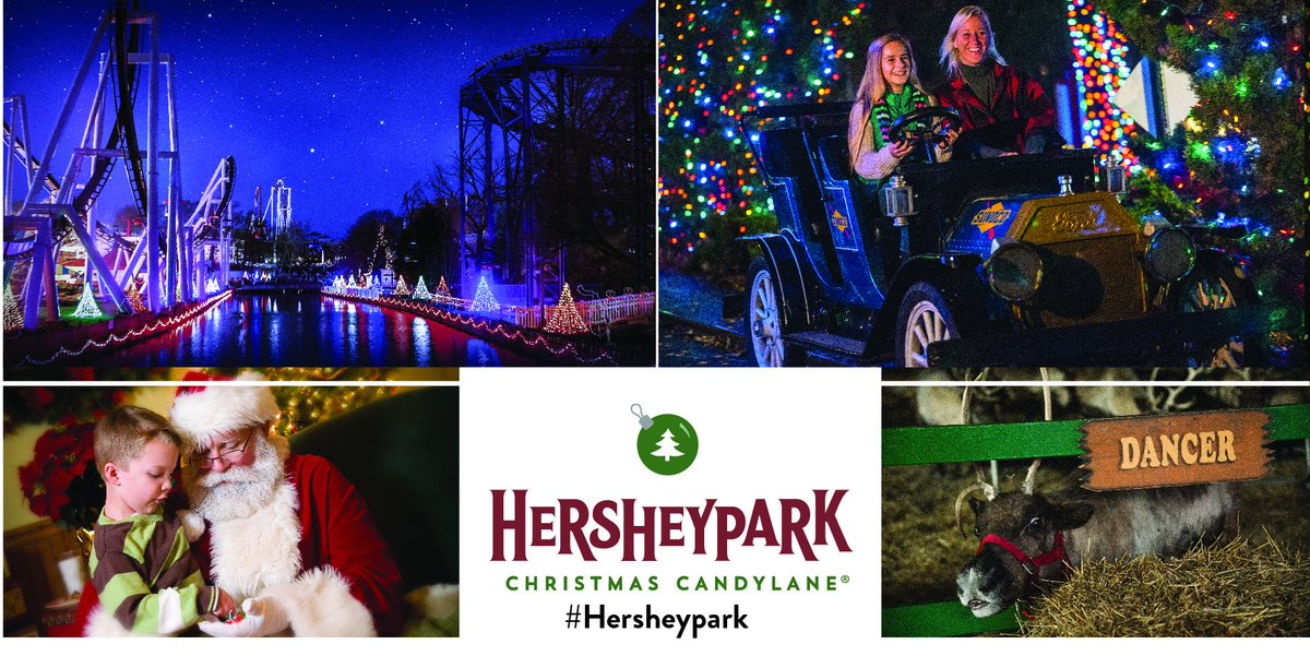hersheypark on twitter q6 hersheypark christmas candylane is a family tradition for many we love the hot chocolate whats your holiday memory maker in