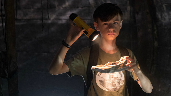 .@jaedenlieberher explains how #ITMovie helped change his mind about horror movies https://t.co/62uCHSP536