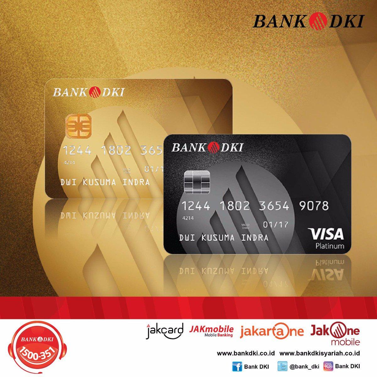 Bank Dki On Twitter Yuk Apply Kartu Kredit Co Branding Bank Dki