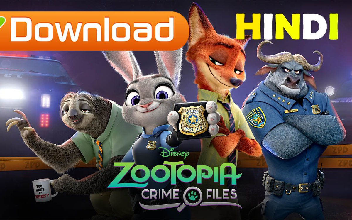 full movie zootopia in hindi download