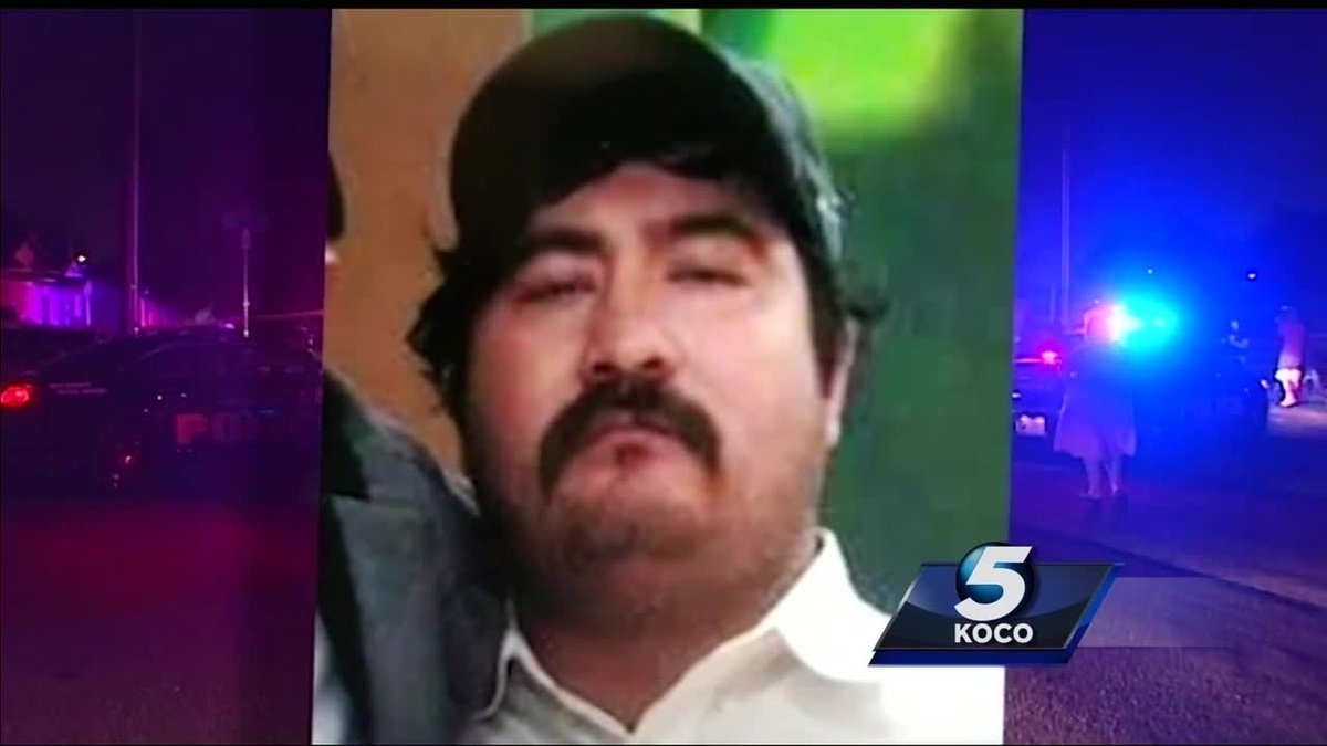 Deaf, nonverbal man holding pipe fatally shot by Oklahoma City police officer https://t.co/IGF3BZlT5r