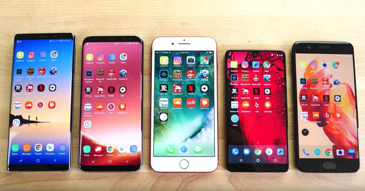 The Android-killing iPhone is finally here, and it's not the iPhone X https://t.co/rNQIVPFVvI