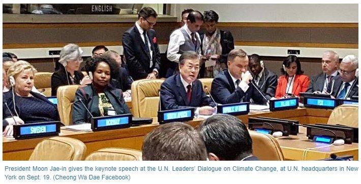 #Korea to provide full support 4 #developing countries thru working closely w/ GGGI &amp; @GCF_News  http:// bit.ly/2wzuSke  &nbsp;   #UNGA  #climatechange<br>http://pic.twitter.com/tNXu2pHek1