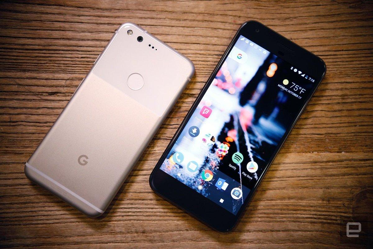 Google acquires HTC's Pixel team for $1.1 billion https://t.co/miA2r8AqKR