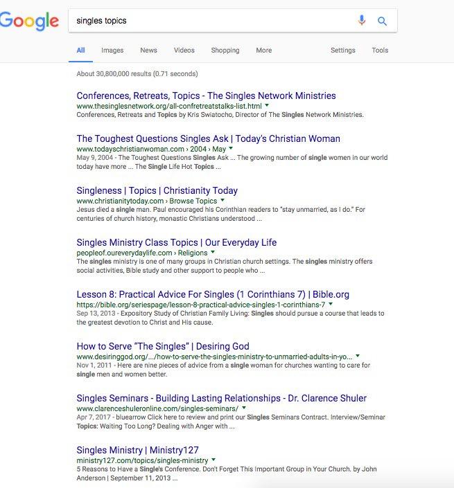 Search singles leipzig