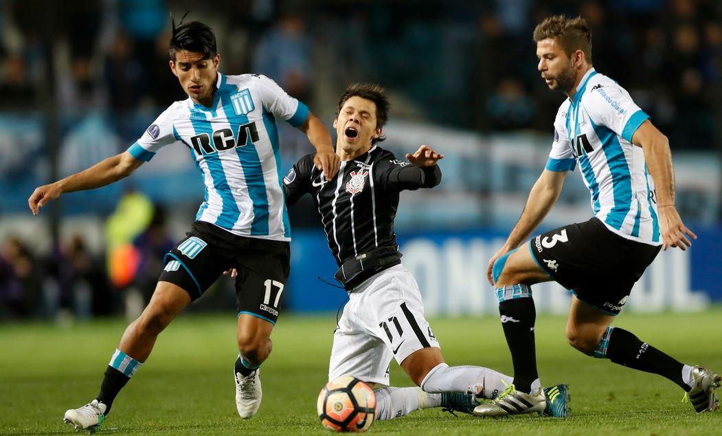 Corinthians é eliminado na Sul-Americana após empate em 0 a 0 com Racing na Argentina https://t.co/dFRO3dUE6I