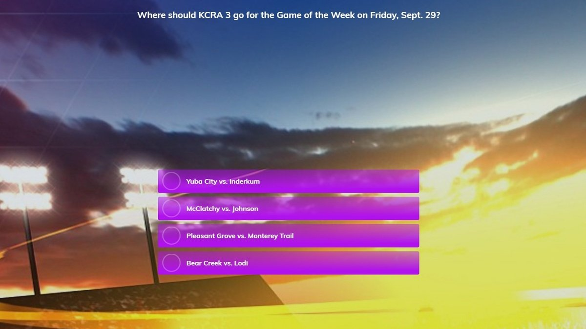 Game of the week poll: Sept. 29, 2017 https://t.co/QjJKaerE47