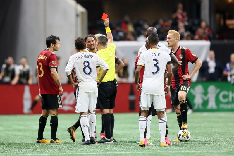 Atlanta United 4, L.A. Galaxy 0: By the numbers https://t.co/hkaPKw4WSo